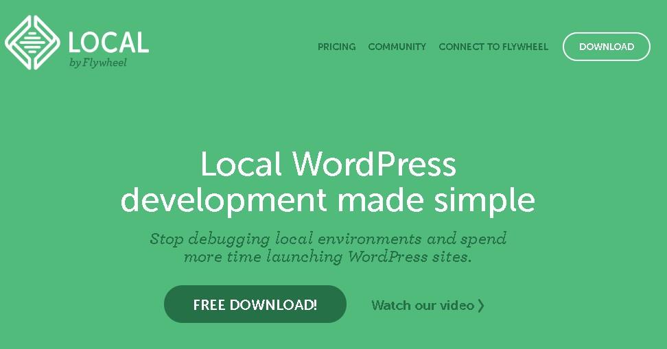 ローカルのWordPress開発が簡単になるツール「Local by Flywheel」を試す!