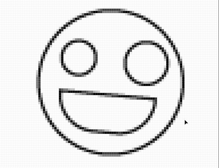 【LINEスタンプ】タブ画像(トークルーム画像)がギザギザでぼやけたような表示になってしまう場合の対処法
