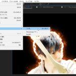 【After Effects】コンポジションのフレームから画像を書き出して保存する方法|スナップショット…ではない。