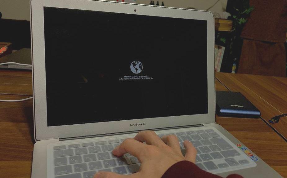 【Macbook Air2017】PART4|起動しない編|SSDを240GBから1TBに交換してみました!