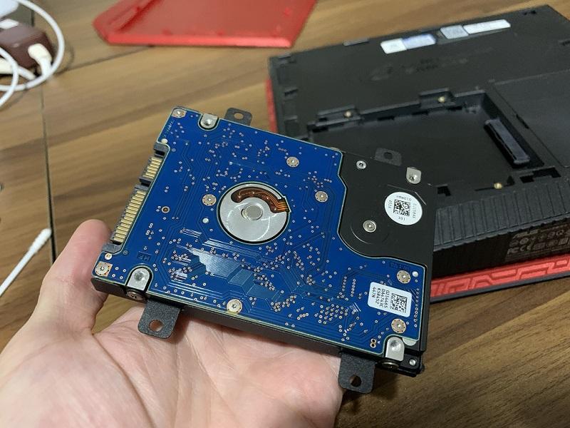 【SSDが認識しない時の対処方法】デスクトップPCの HDD2.5をSDDに換装!|フォーマット