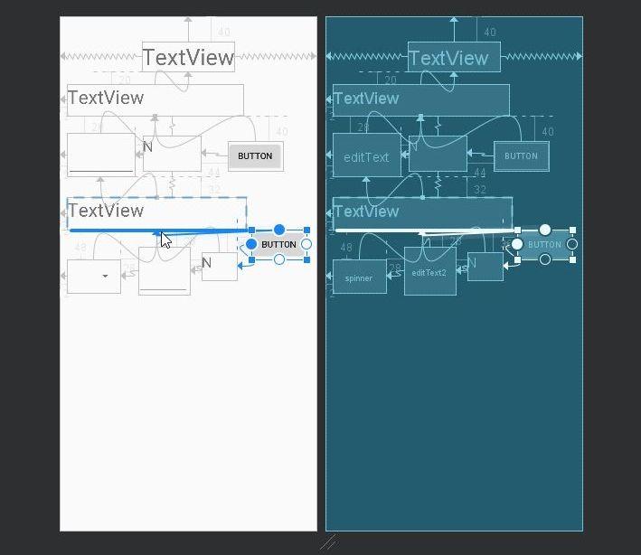 【Androidアプリ作成】layout(レイアウト)の作り方・使い方その2|activity_main.xml