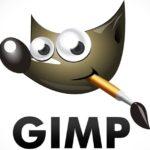 【GIMP(ギンプ)入門】保存したファイル(.xcf)をJPGやPNG形式の拡張子に変換する方法