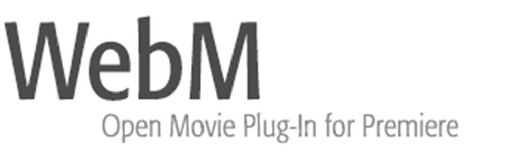 【Premiere Pro】拡張子「.webM」形式で動画を書き出す方法