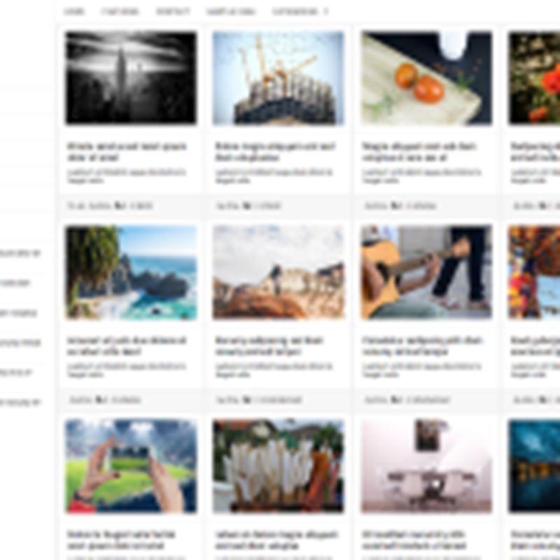 企業や商品ページ等にオススメのWordPressテーマ「Sydney」